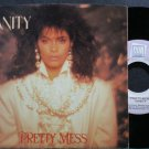 VANITY~Pretty Mess~Motown 1752MF (Synth-Pop) Promo M- 45