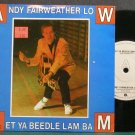 ANDY FAIRWEATHER-LOW~Let Ya Beedle-Lam-Bam~Warner Bros. 17643 (Rock & Roll) VG++ UK 45
