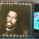 BILLY OCEAN~Suddenly~Jive  90 (Soul) M- UK 45