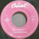 CROWDED HOUSE~Distant Sun~Capitol 697 (Indie Rock) Jukebox M- UK 45