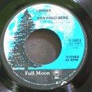 DAN FOGELBERG~Longer~Full Moon 50824 VG+ 45