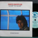 DAVID KNOPFLER~Heart to Heart~Making Waves 105 (Indie Rock) VG++ UK 45