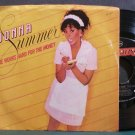DONNA SUMMER~She Works Hard for the Money~Mercury 370-7 (Disco) VG+ 45