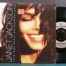 JANET JACKSON~Love Will Never Do (Without You)~A&M 700 (Synth-Pop) M- UK 45