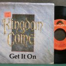 KINGDOM COME~Get it on~Polydor 436-7 DJ Promo M- 45