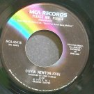 OLIVIA NEWTON-JOHN~Please Mr. Please~MCA 40418 1st VG+ 45