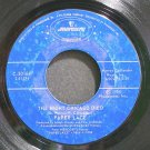 PAPER LACE~The Night Chicago Died~Mercury 30166 VG+ 45