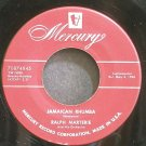 RALPH MARTERIE~Jamaican Rhumba~Mercury 70874 (Big Band Swing) VG+ 45