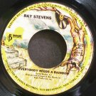 RAY STEVENS~Everybody Needs a Rainbow~Barnaby 610 VG+ 45