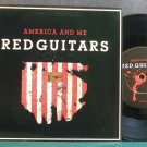 RED GUITARS~America and Me~Virgin VS858 (Indie Rock) M- UK 45