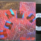 ROMAN HOLLIDAY~Fire Me Up~Jive 59 (Indie Rock) M- UK 45