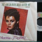 SHEENA EASTON~You Could Have Been with Me~EMI America 8101 (Synth-Pop) VG+ 45