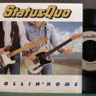 STATUS QUO~Rollin' Home~Vertigo 18 (Indie Rock) M- UK 45