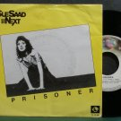 SUE SAAD & THE NEXT~Prisoner~Planet PL.12.467 (New Wave) VG+ Netherlands 45
