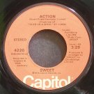 SWEET~Action~Capitol 4220 (Classic Rock) VG+ 45