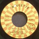 TOMMY JAMES & THE SHONDELLS~Gettin' Together~Roulette 4762 (Soft Rock) VG+ 45