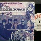 TRUE WEST~Shot You Down~Zippo 45-3 (Indie Rock) VG+ UK 45
