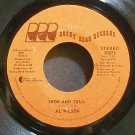 AL WILSON~Show and Tell~Rocky Road 30073 (Soul)  45