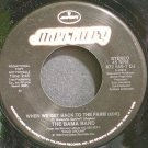 BAMA BAND~When We Get Back to the Farm (Edit)~Mercury 650-7 DJ Promo Rare M- 45