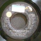 BARRY MANILOW~I'm Your Man~RCA 14397 (Hi NRG) VG++ 45