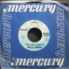 BILLY LARKIN~My Side of Town~Mercury 55040 (Funk) Promo M- 45