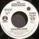 CHARLIE MCCOY~Christmas Cheer~Monument 8633 (Christmas) Promo VG+ 45