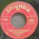 FOUR LADS~Standing on the Corner~Columbia 40674  45