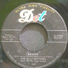 MILLS BROTHERS~Beaver~Dot 15909 (Soul)  45