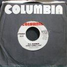 R.C. BANNON~Lovely Lonely Lady~Columbia 11210 Promo M- 45