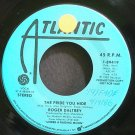 ROGER DALTREY~The Pride You Hide~Atlantic 89419 (Soft Rock) Promo VG++ 45