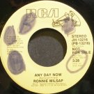 RONNIE MILSAP~Any Day Now~RCA 13216 Promo VG+ 45
