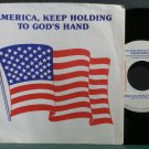 SQUIRE PARSONS~America, Keep Holding to God's Hand~Passage 7017-S1 (Gospel) Promo M- 45