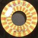 TOMMY JAMES~She~Roulette 7066 VG+ 45
