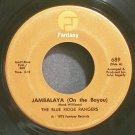 BLUE RIDGE RANGERS~Jambalaya (On the Bayou)~Fantasy 689 (Blues) 1st 45