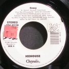 ICEHOUSE~Crazy~Chrysalis 43156 (Synth-Pop) VG+ 45