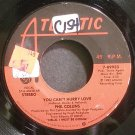PHIL COLLINS~You Can't Hurry Love~Atlantic 89933 (Soft Rock) VG+ 45