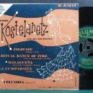 ANDRE KOSTELANETZ~Jalousie~Columbia 1624 (Bossa Nova) Rare VG+ 45 EP