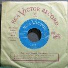 BENNIE MOTEN & BUNNY BERIGAN~South~RCA Victor 2956 (Big Band Swing) VG+ 45
