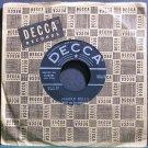 BING CROSBY~Jingle Bells~Decca 23281 (Christmas) VG++ 45