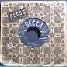 GRADY MARTIN~Trying~Decca 28322 VG++ 45