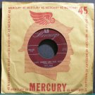 PATTI PAGE~Love, Where Are You Now~Mercury 4709 (Jazz Vocals) VG+ 45