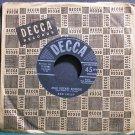 RED FOLEY~Milk Bucket Boogie~Decca 27981 1st VG++ 45