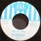 BUCKINGHAMS~Kind of a Drag~USA 860 (Psychedelic Rock)  45