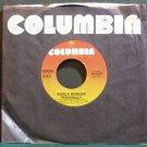 KARLA BONOFF~Personally~Columbia 02805 (Soft Rock) Promo VG+ 45