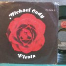 MICHAEL CODY~Fiesta~Zoo York Recordz 03638 DJ (Soft Rock) Promo Rare VG++ 45