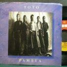 TOTO~Pamela~Columbia 07715 (Soft Rock) VG+ 45