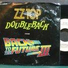 ZZ TOP~Doubleback~Warner Bros. 19812-7 (Blues) VG+ 45