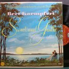 BERT KAEMPFERT~Sweet and Gentle~Longines Symphonette Society 304 VG+ LP