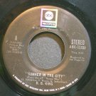 B.B. KING~Summer in the City~ABC 11339 VG+ 45