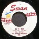 BILLY & LILLIE~La Dee Dah~Swan 4002  45